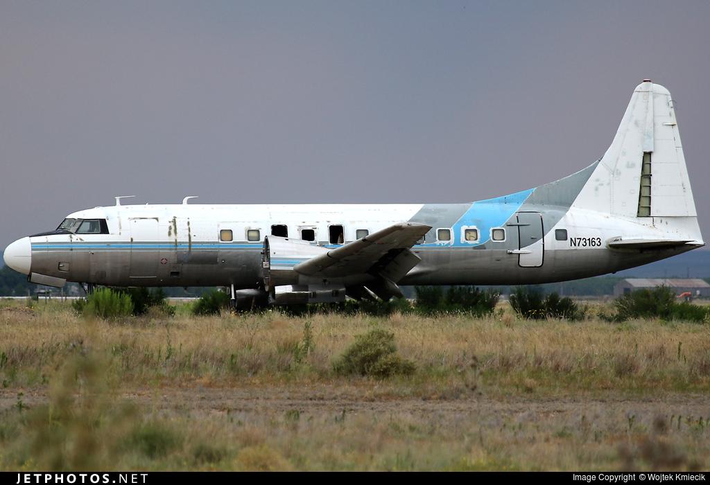 N73163 - Convair CV-440 - Renown Aviation