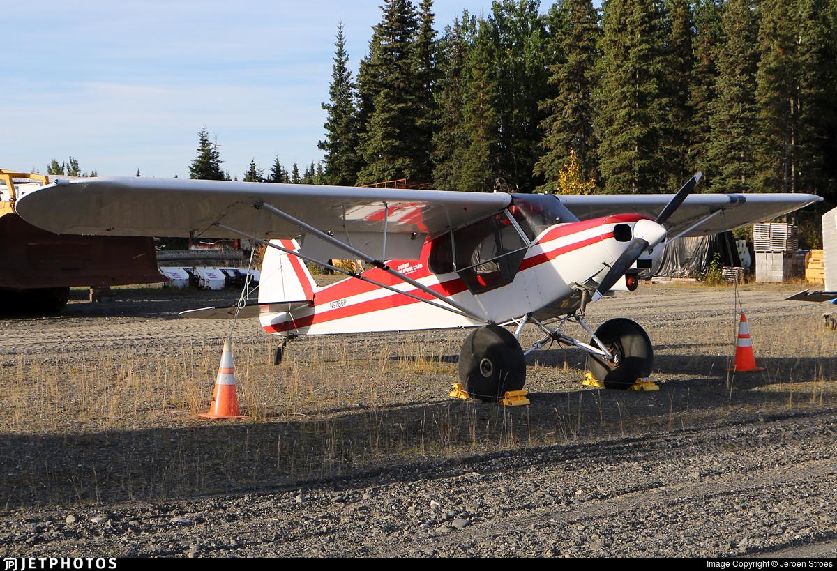 N9786P - Piper PA-18-150 Super Cub - Private
