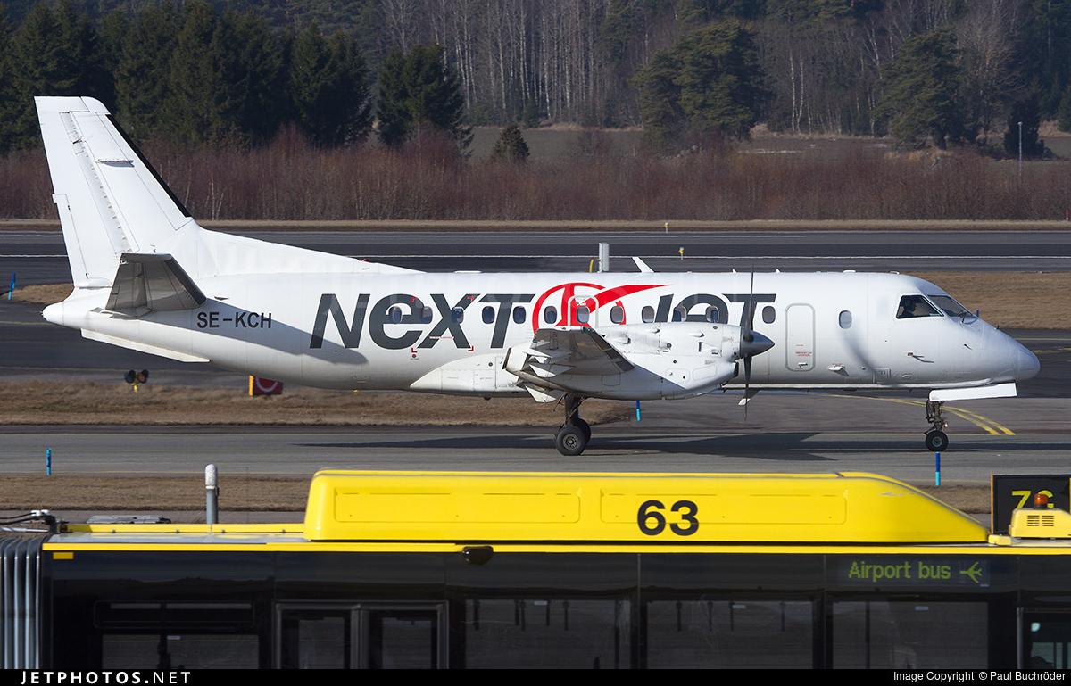 SE-KCH - Saab 340B - NextJet