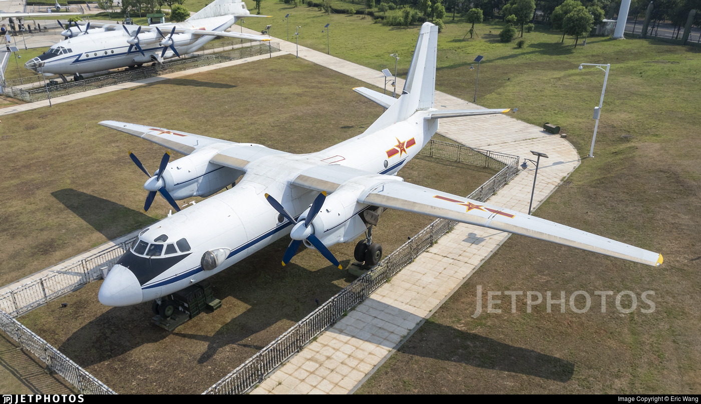 - Antonov An-26B - China - Air Force