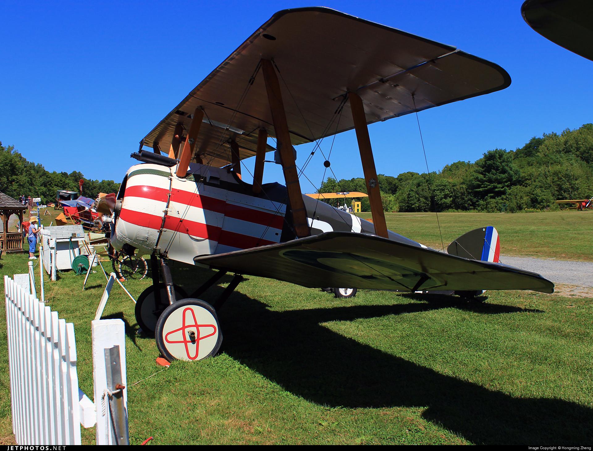 N7157q Sopwith Camel F 1 Old Rhinebeck Aerodrome Museum