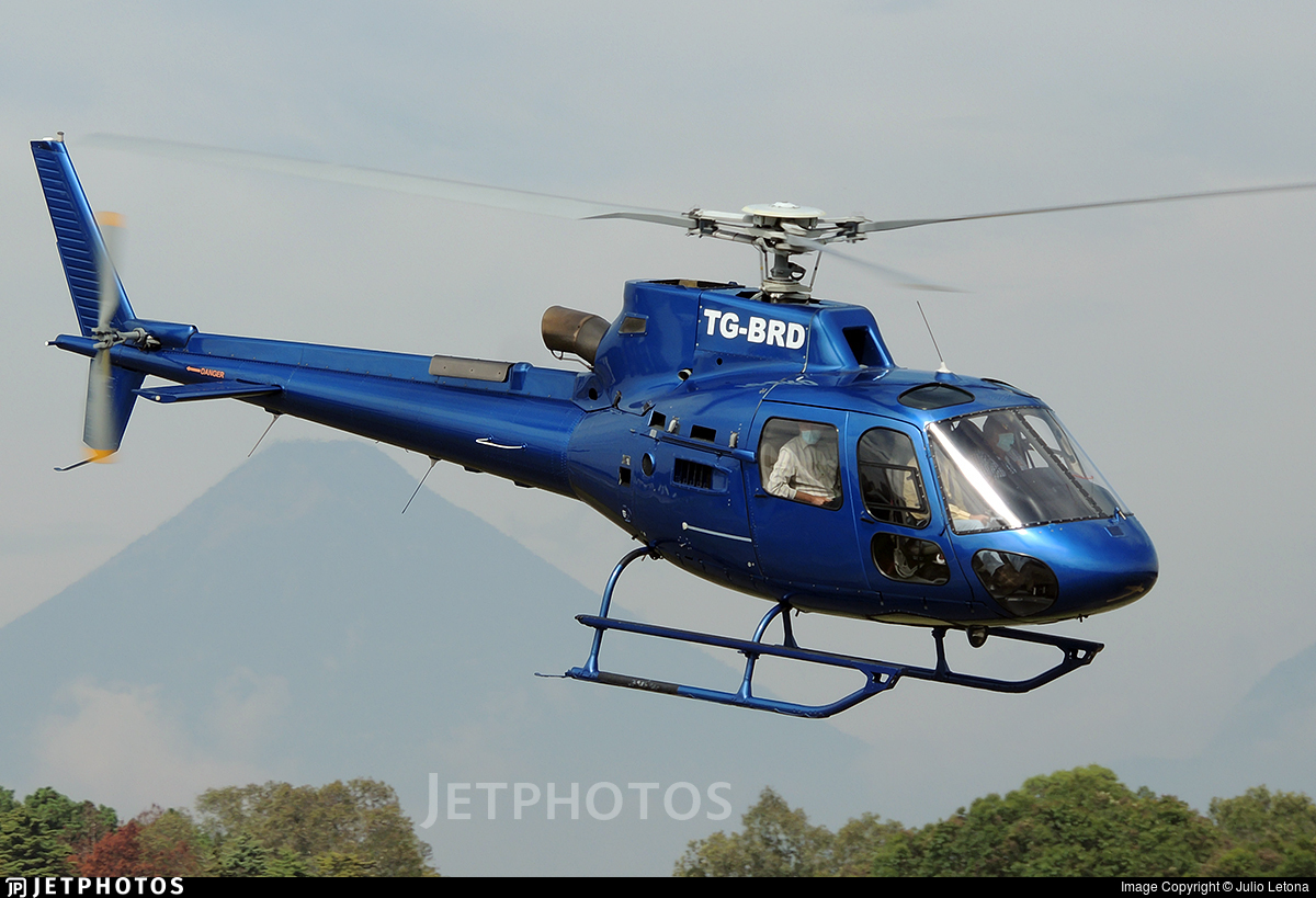 TG-BRD - Airbus Helicopters H125 - Private