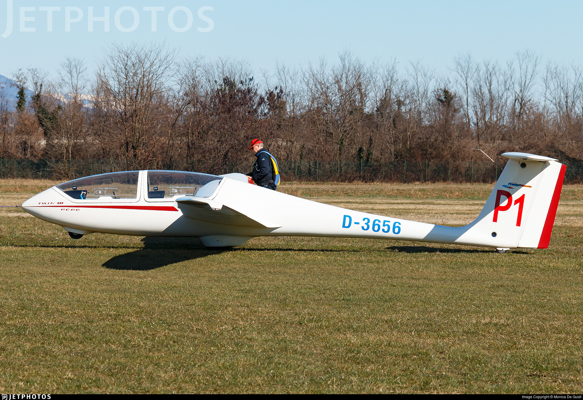 D-3656 - Grob G103C Twin III Acro - Private