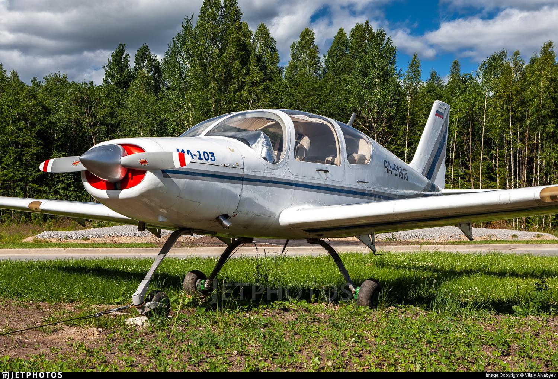 RA-61915 - Ilyushin IL-103 - Private