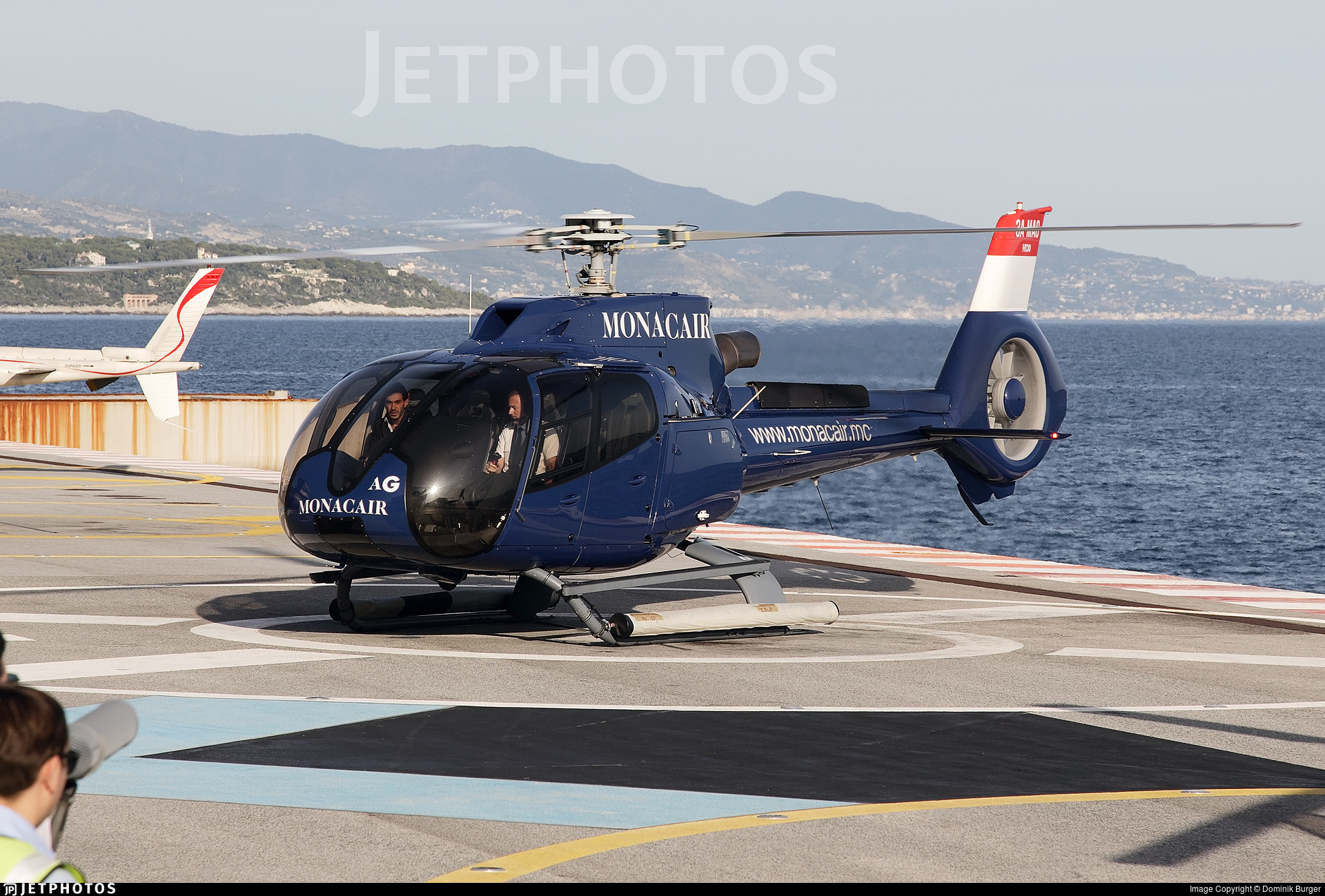 3A-MAG - Airbus Helicopters H130 T2 - Monacair
