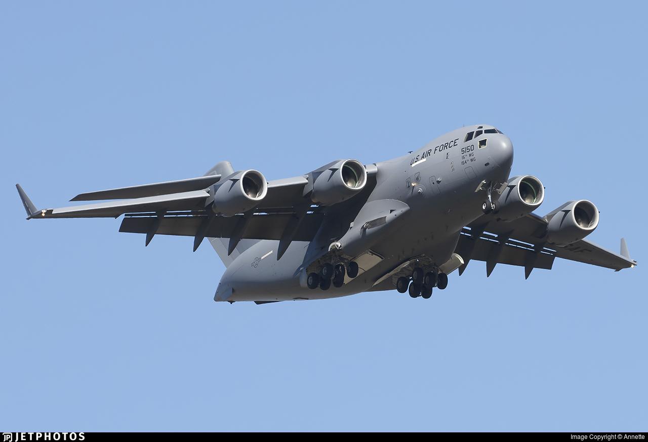 05-5150 - Boeing C-17A Globemaster III - United States - US Air Force (USAF)