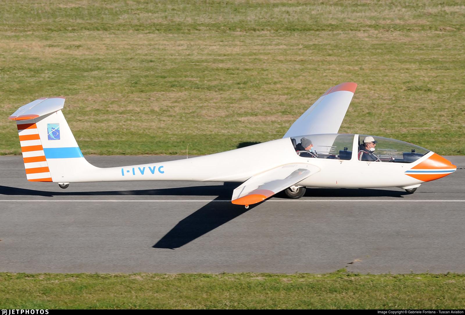 I-IVVC - Grob G103 Twin Astir II - Aero Club Volovelistico Toscano