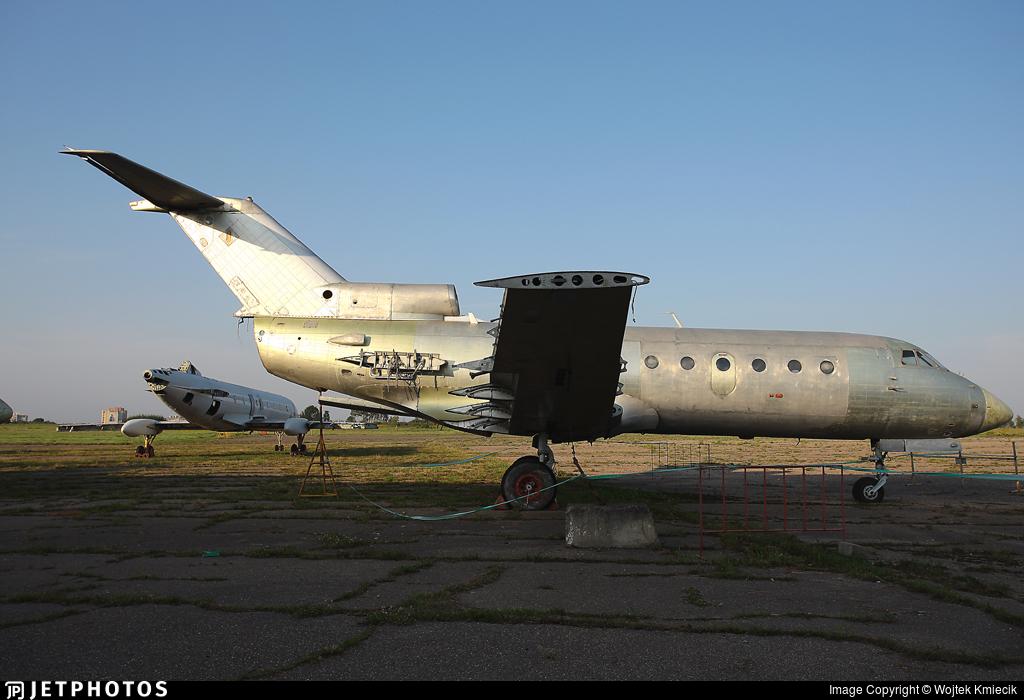 5A-DKP - Yakovlev Yak-40 - Air Libya Tibesti