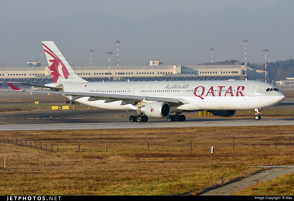 A7-AEM - Airbus A330-302 - Qatar Airways