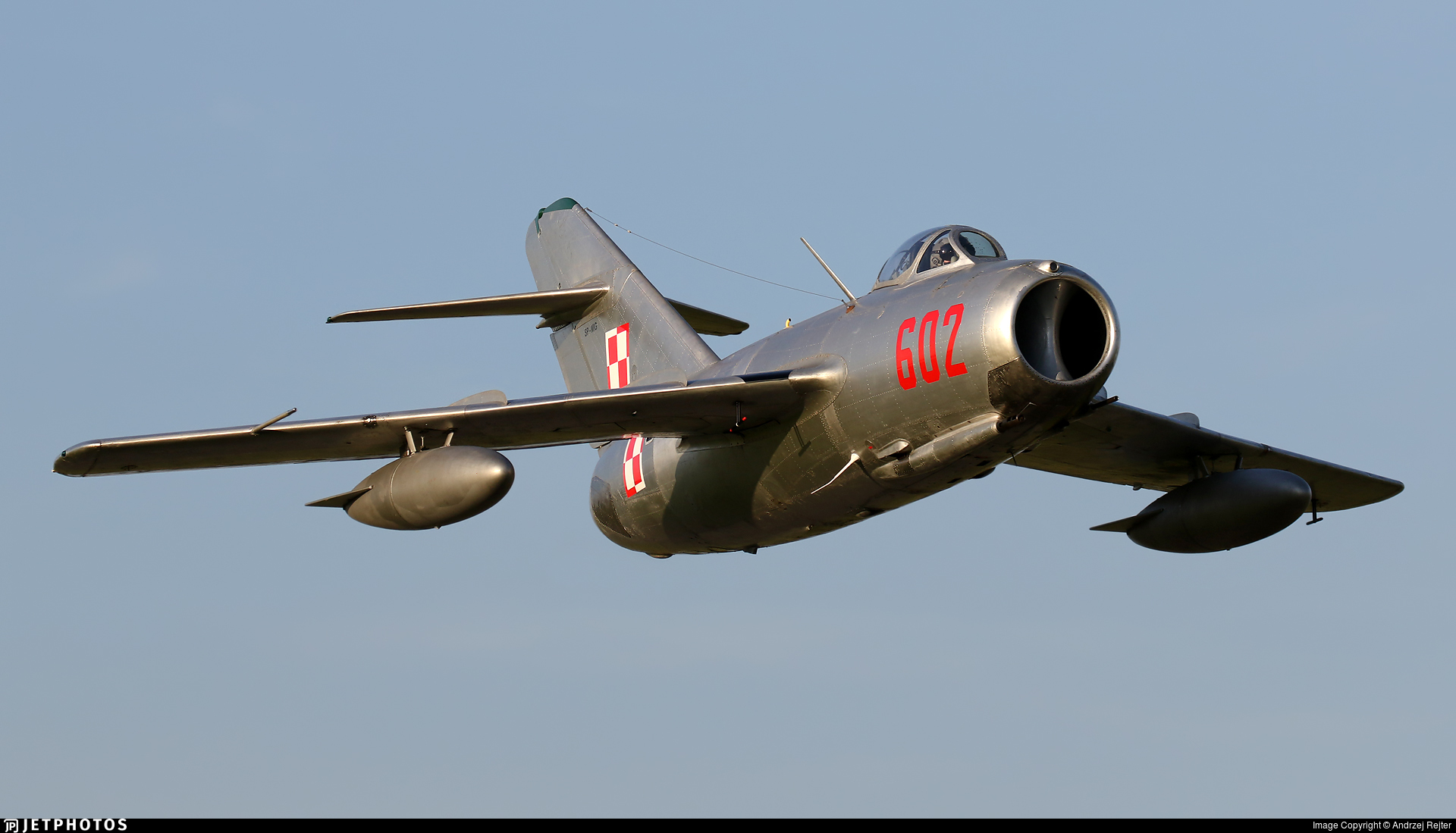 SP-MIG - PZL-Mielec Lim-2 - Private