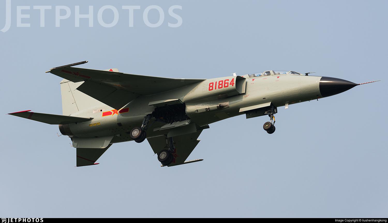 81864 - Xian JH-7 - China - Navy