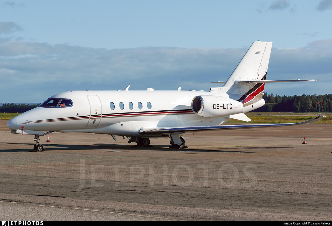 CS-LTC - Cessna Citation Latitude - NetJets Europe