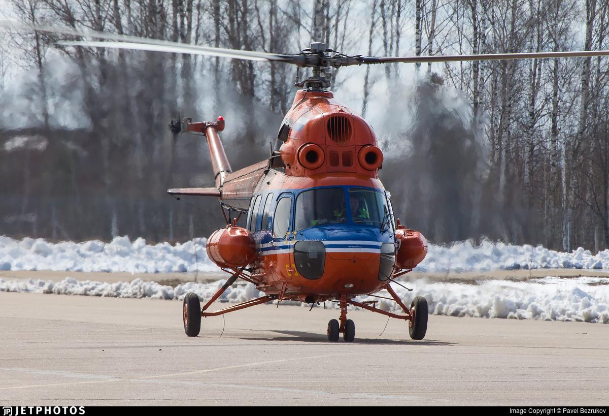 RA-14273 - PZL-Swidnik Mi-2 Hoplite - Konvers Avia