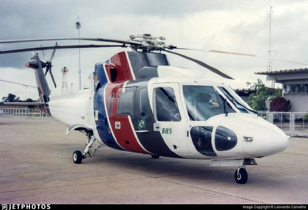PT-YSM - Sikorsky S-76A - BHS Táxi Aéreo
