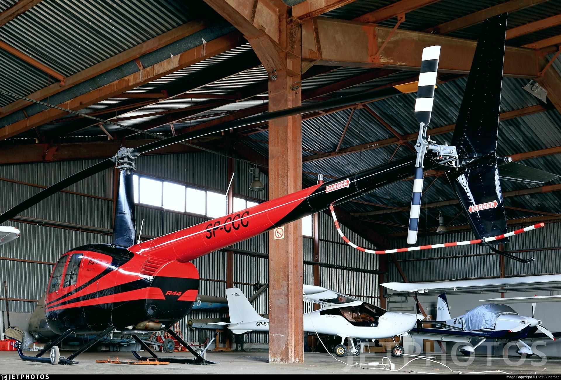 SP-CCC - Robinson R44 Raven - Private