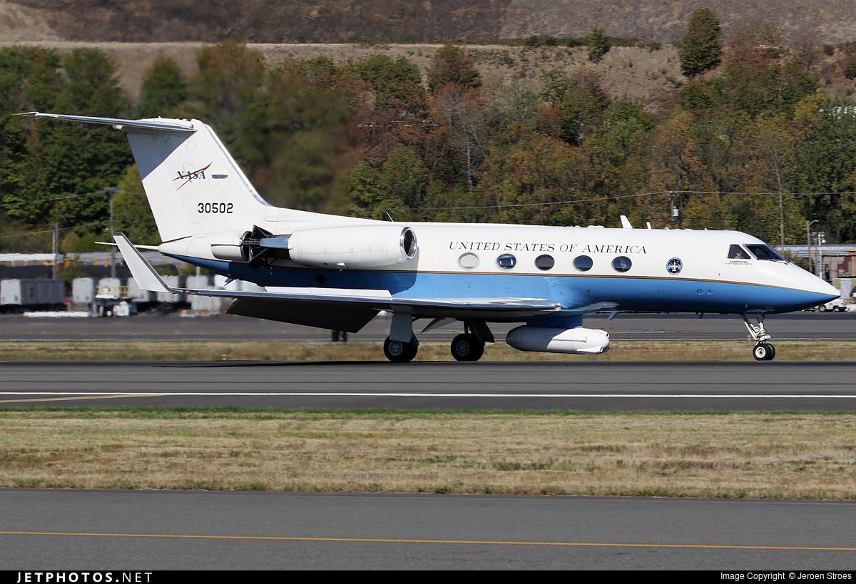 83-0502 | Gulfstream C-20A | United States - National ...