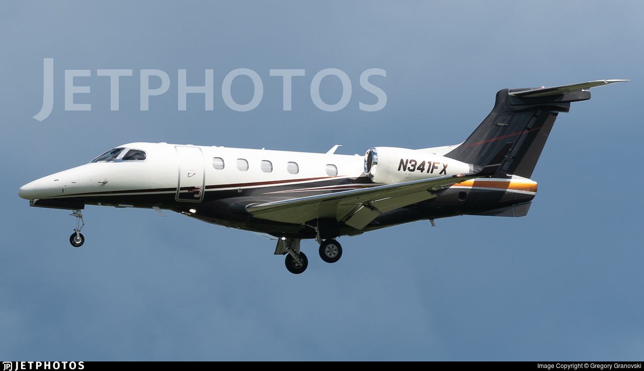 N341FX - Embraer 505 Phenom 300 - Flexjet