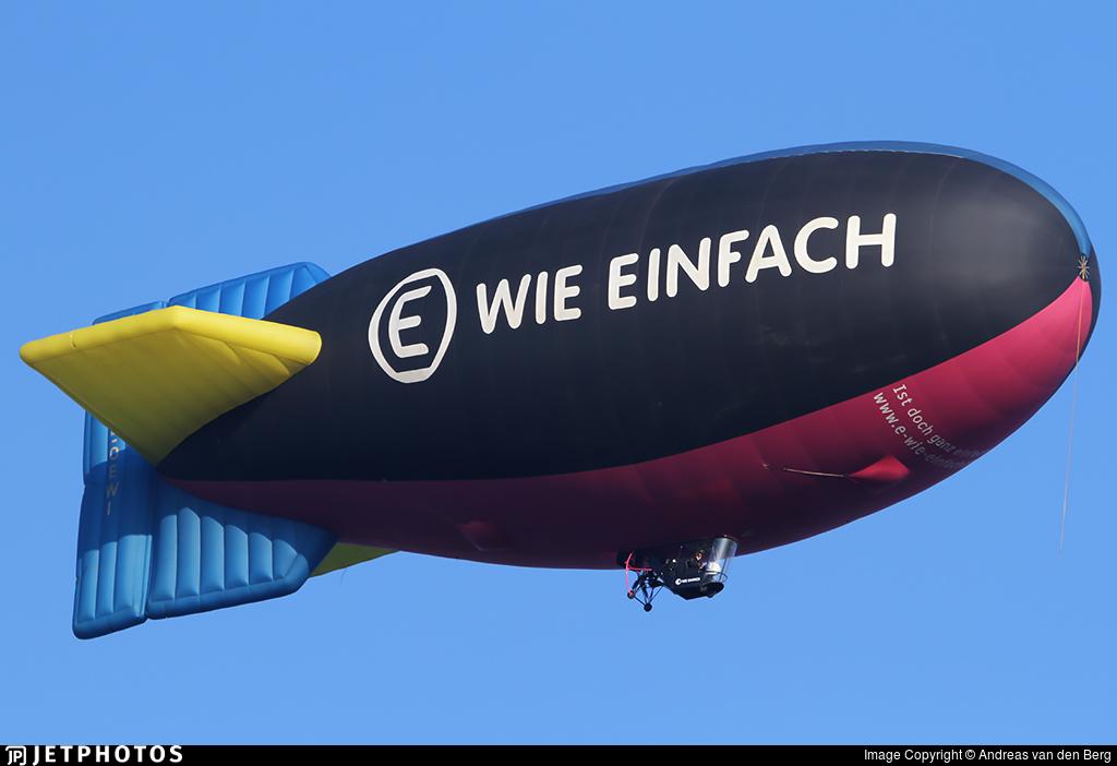 D-OEWI - Gefa-Flug AS 105 GD - Private