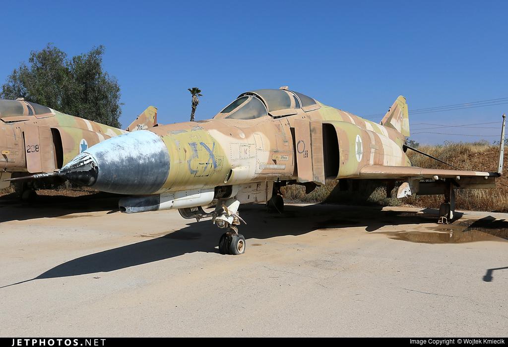 111 - McDonnell Douglas F-4E Kurnass - Israel - Air Force