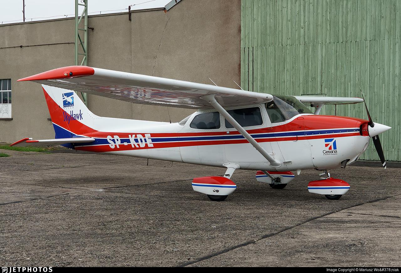 SP-KDE - Cessna 172N Skyhawk II - Private