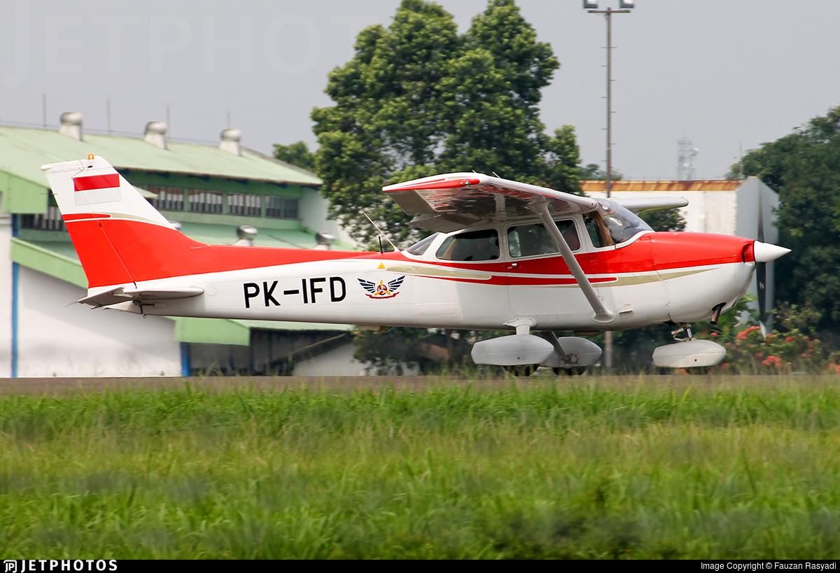 PK-IFD - Cessna 172P Skyhawk - Indonesia Flying Club