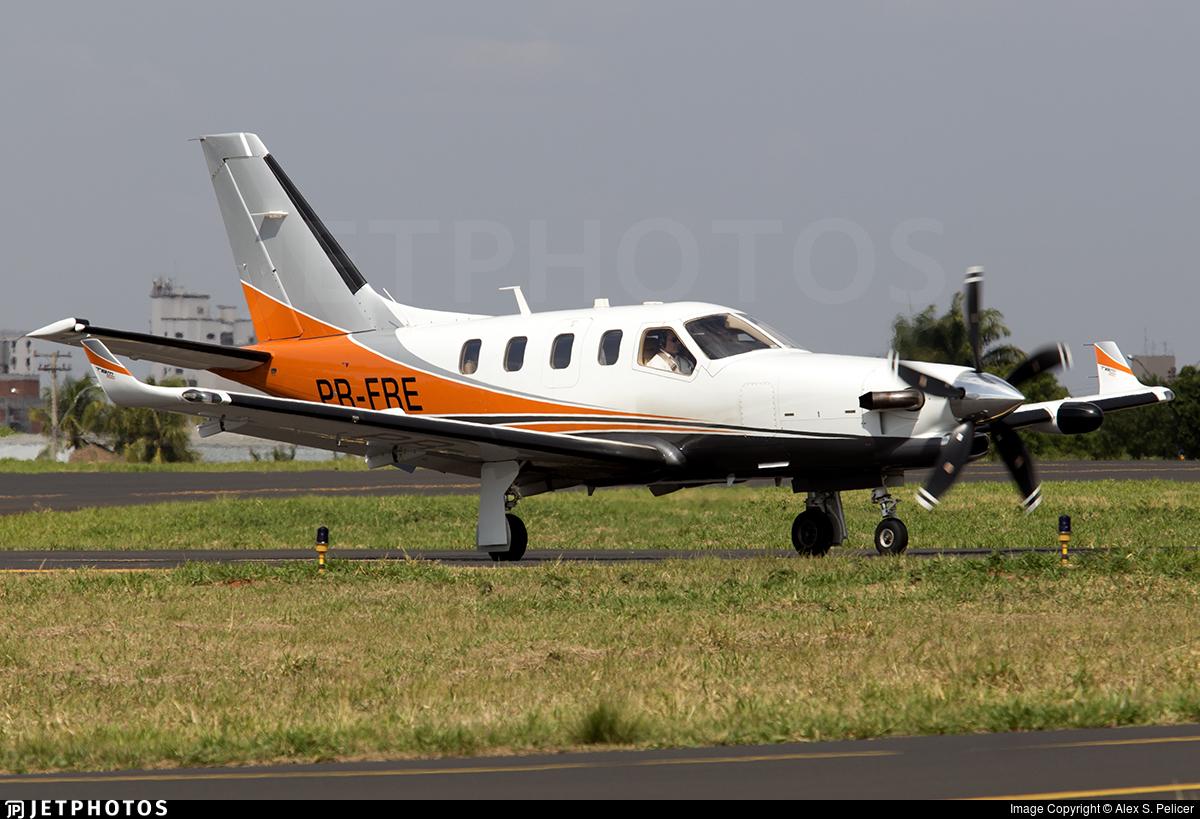 PR-FRE - Socata TBM-900 - Private