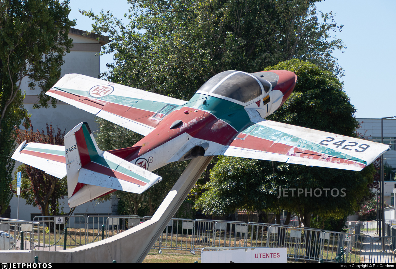 2429 - Cessna T-37C Tweety Bird - Portugal - Air Force