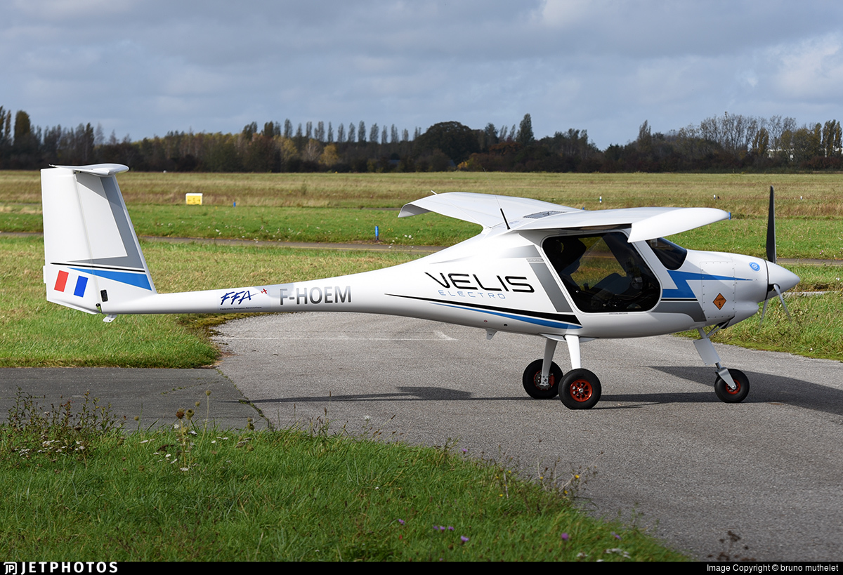 F-HOEM - Pipistrel Virus SW - Private