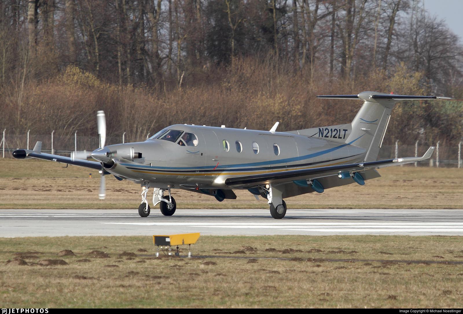 N212LT - Pilatus PC-12/45 - Private