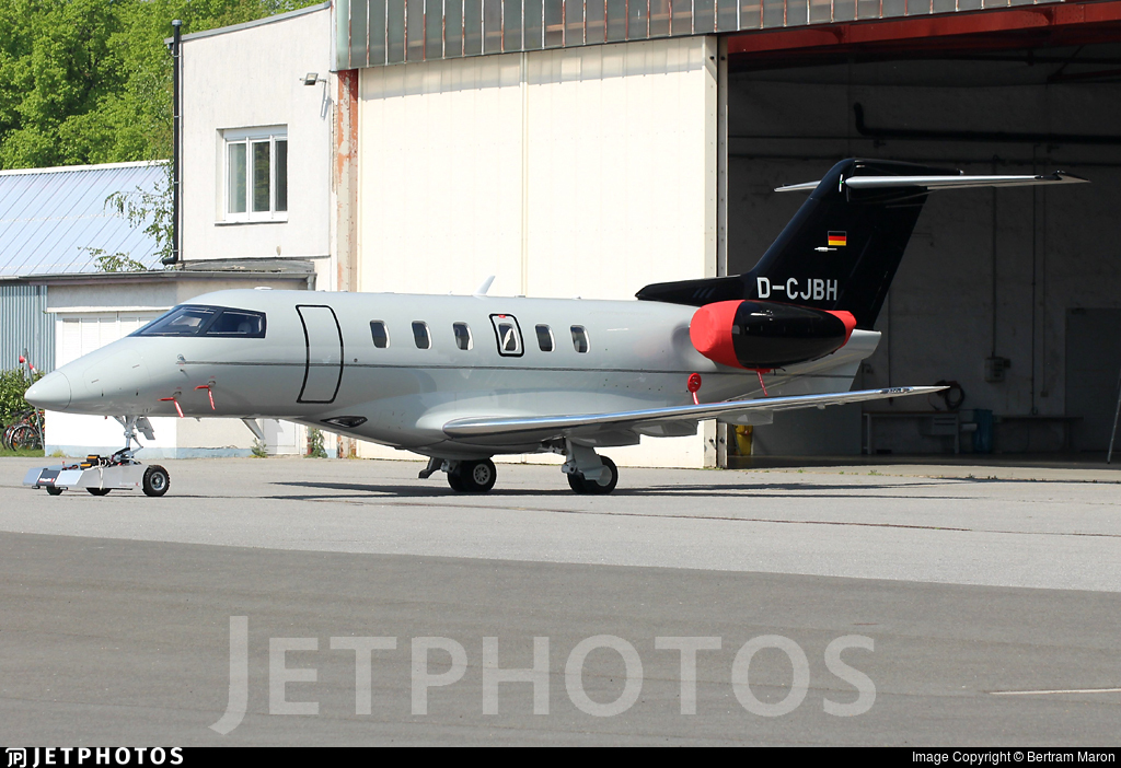 D-CJBH - Pilatus PC-24 - Private