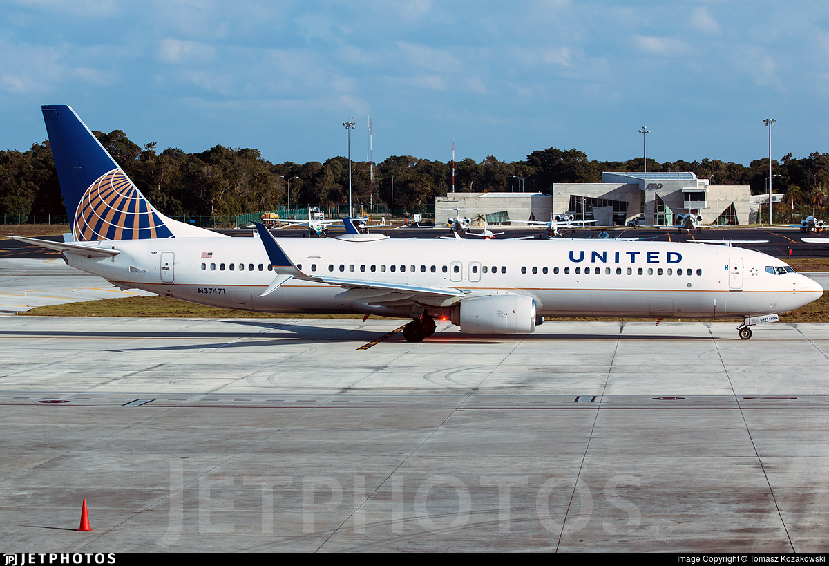 N37471 - Boeing 737-924ER - United Airlines