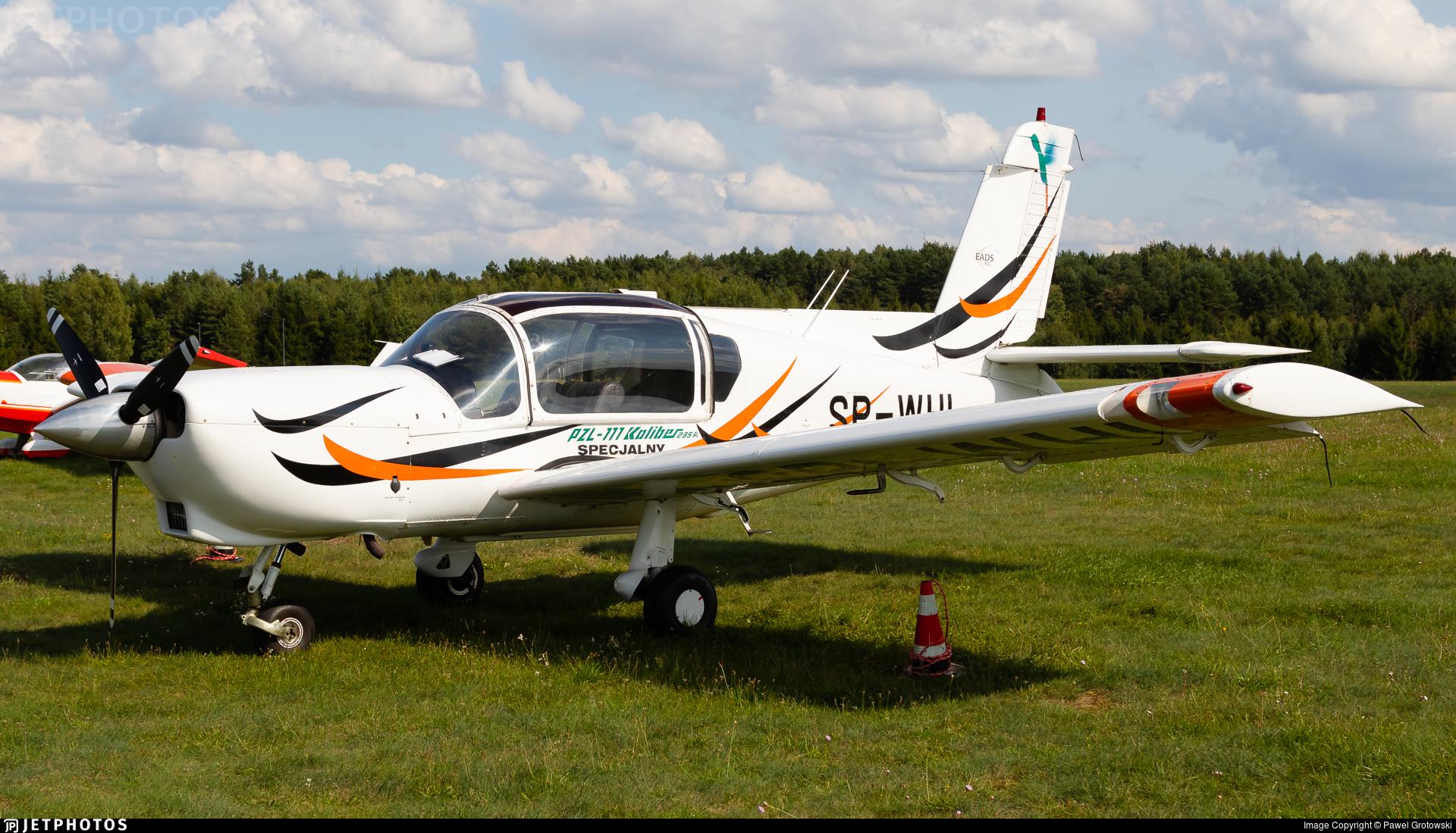SP-WHI - PZL-Okecie 110 Koliber 150 - Private