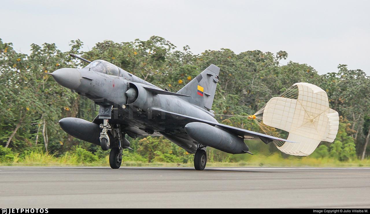 FAE-1362 - Atlas Cheetah C - Ecuador - Air Force