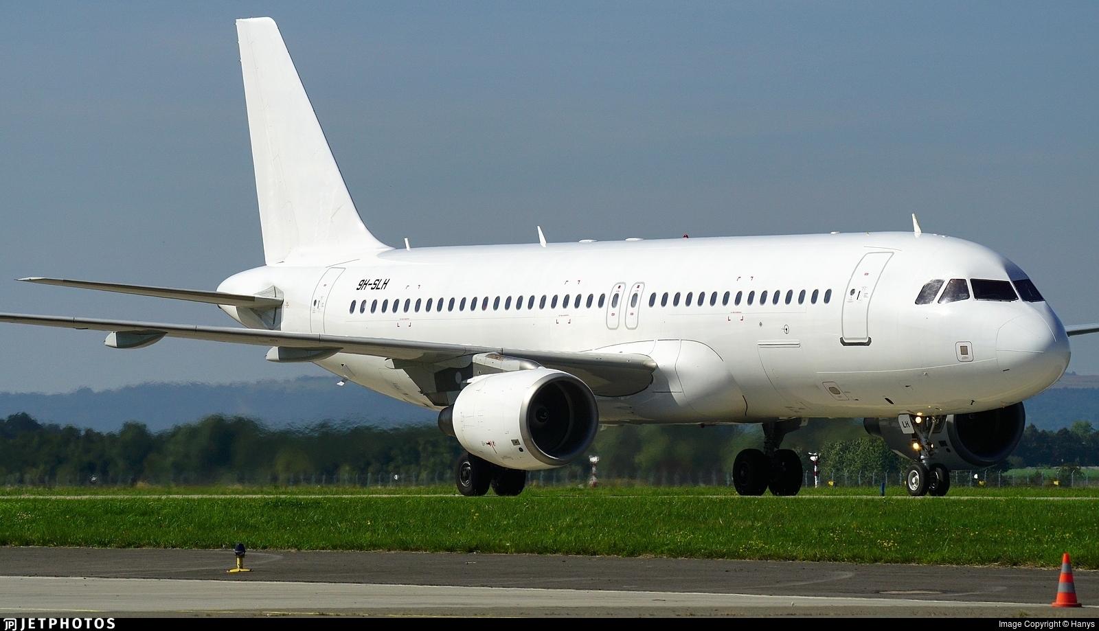 9H-SLH - Airbus A320-214 - SmartLynx Malta