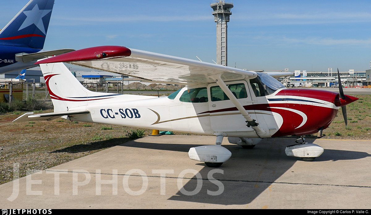 Cc Sob Cessna 172n Skyhawk Private Carlos P Valle C