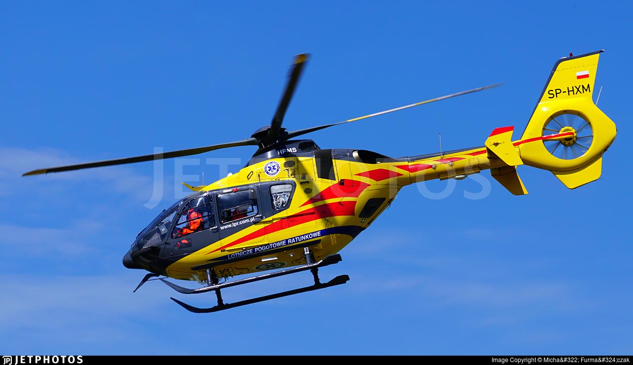SP-HXM - Eurocopter EC 135T3 - Lotnicze Pogotowie Ratunkowe
