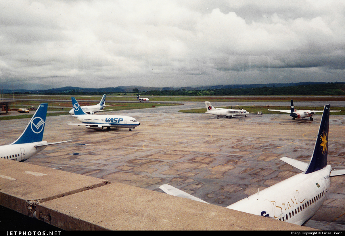 SBCF - Airport - Ramp