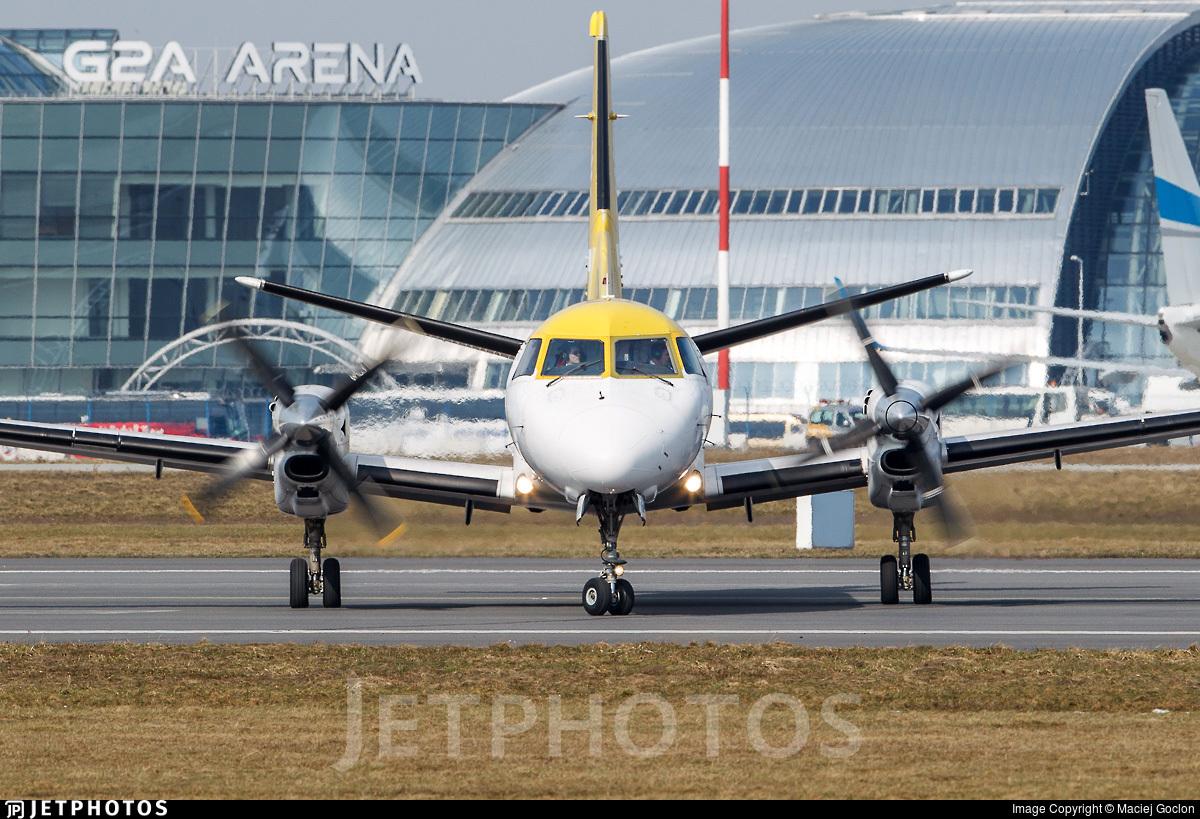 SP-MRC - Saab 340A - SkyTaxi
