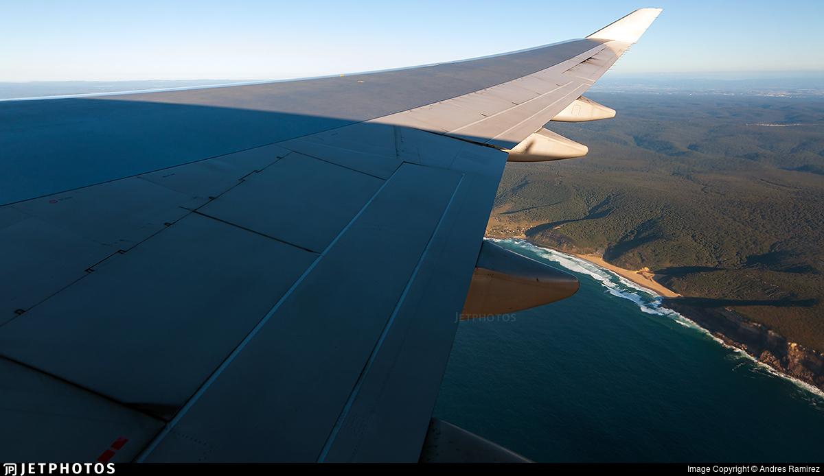 VH-OEE - Boeing 747-438ER - Qantas