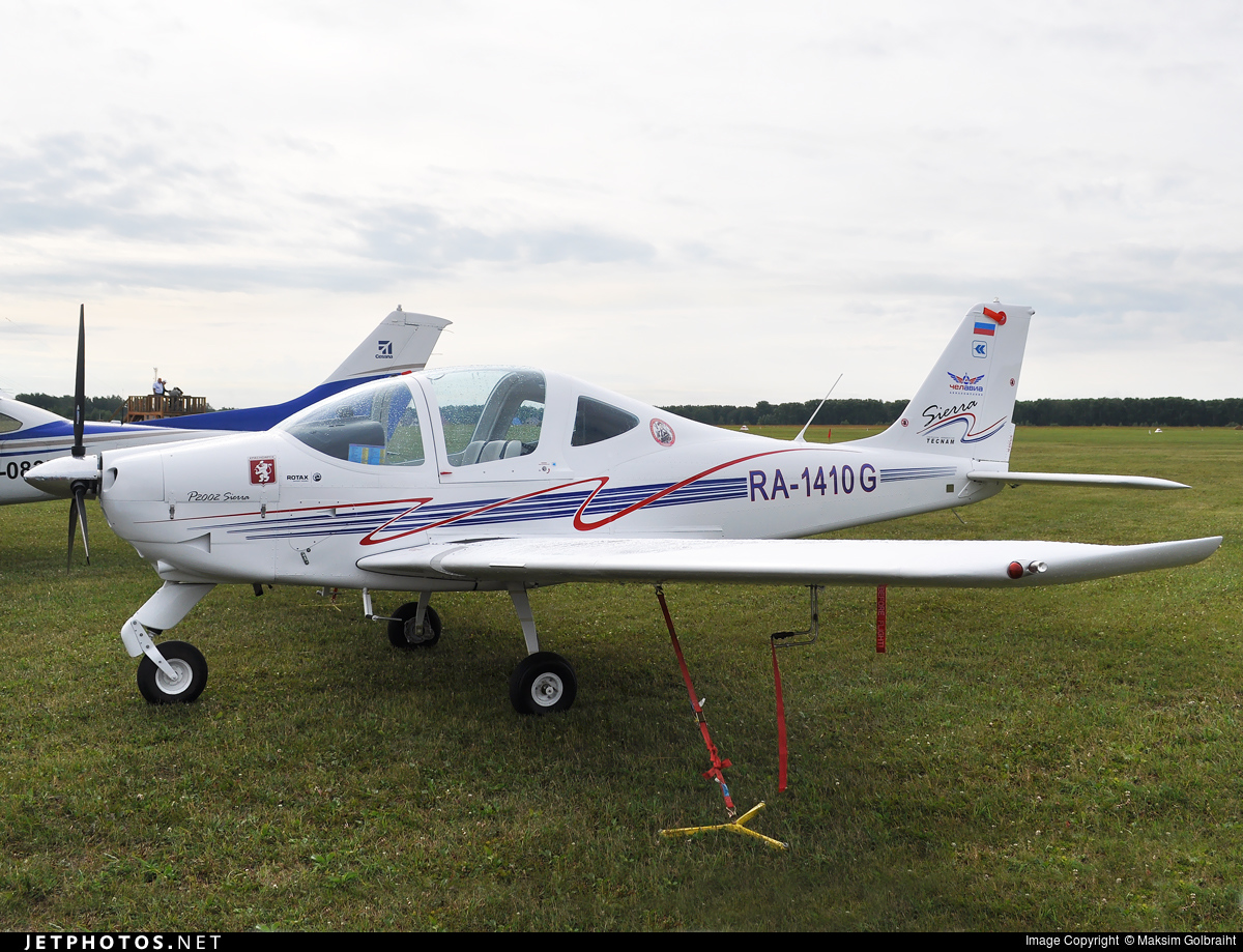 RA-1410G - Tecnam P2002 Sierra - Chelavia