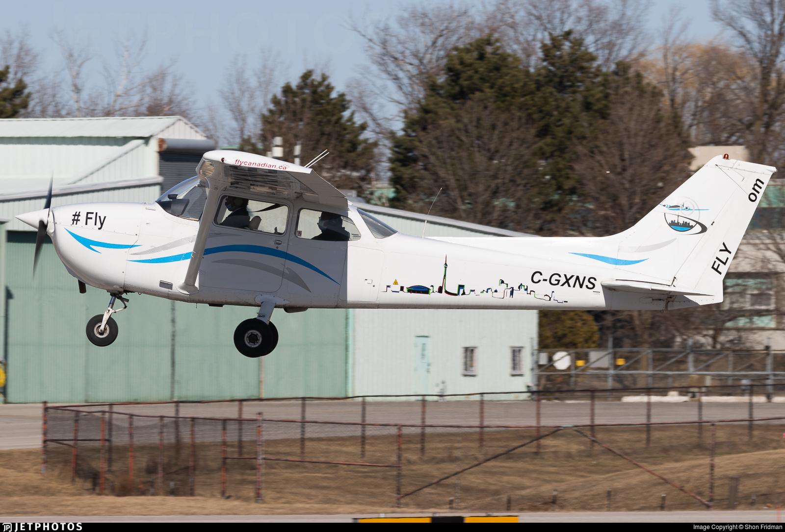 C-GXNS - Cessna 172N Skyhawk - Canadian Flyers