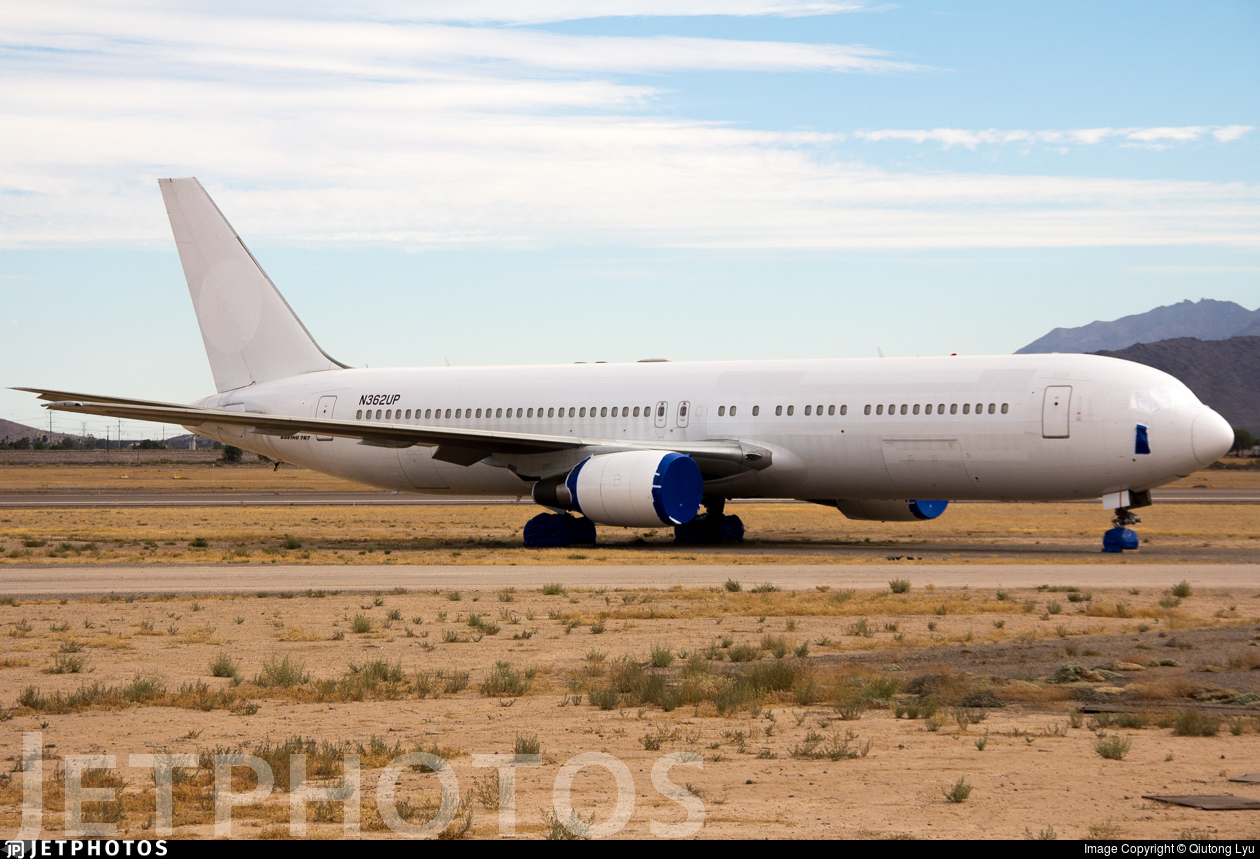 N362UP - Boeing 767-346(ER) - Untitled