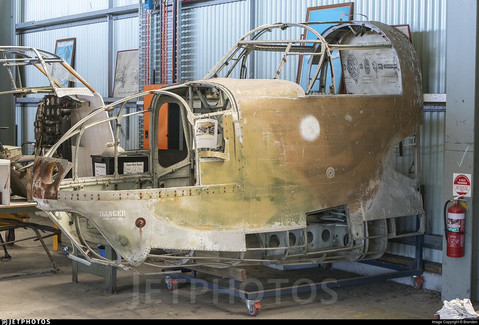 - Bristol Beaufort Mk.VIII - Australia - Royal Australian Air Force (RAAF)