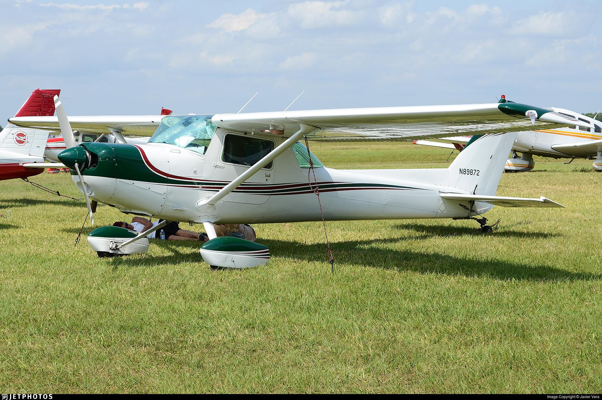 N89872 - Cessna 152 - Private