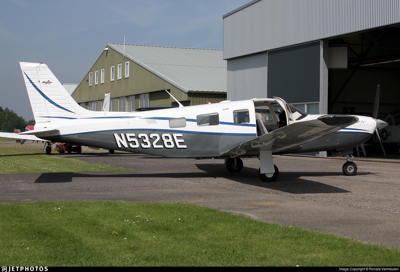 N5328E - Piper PA-32R-301T Saratoga II TC - Private