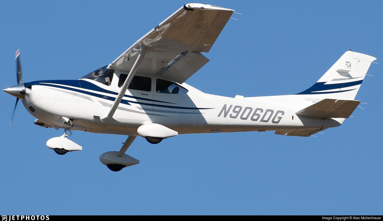 N906DG - Cessna T182T Turbo Skylane - Private