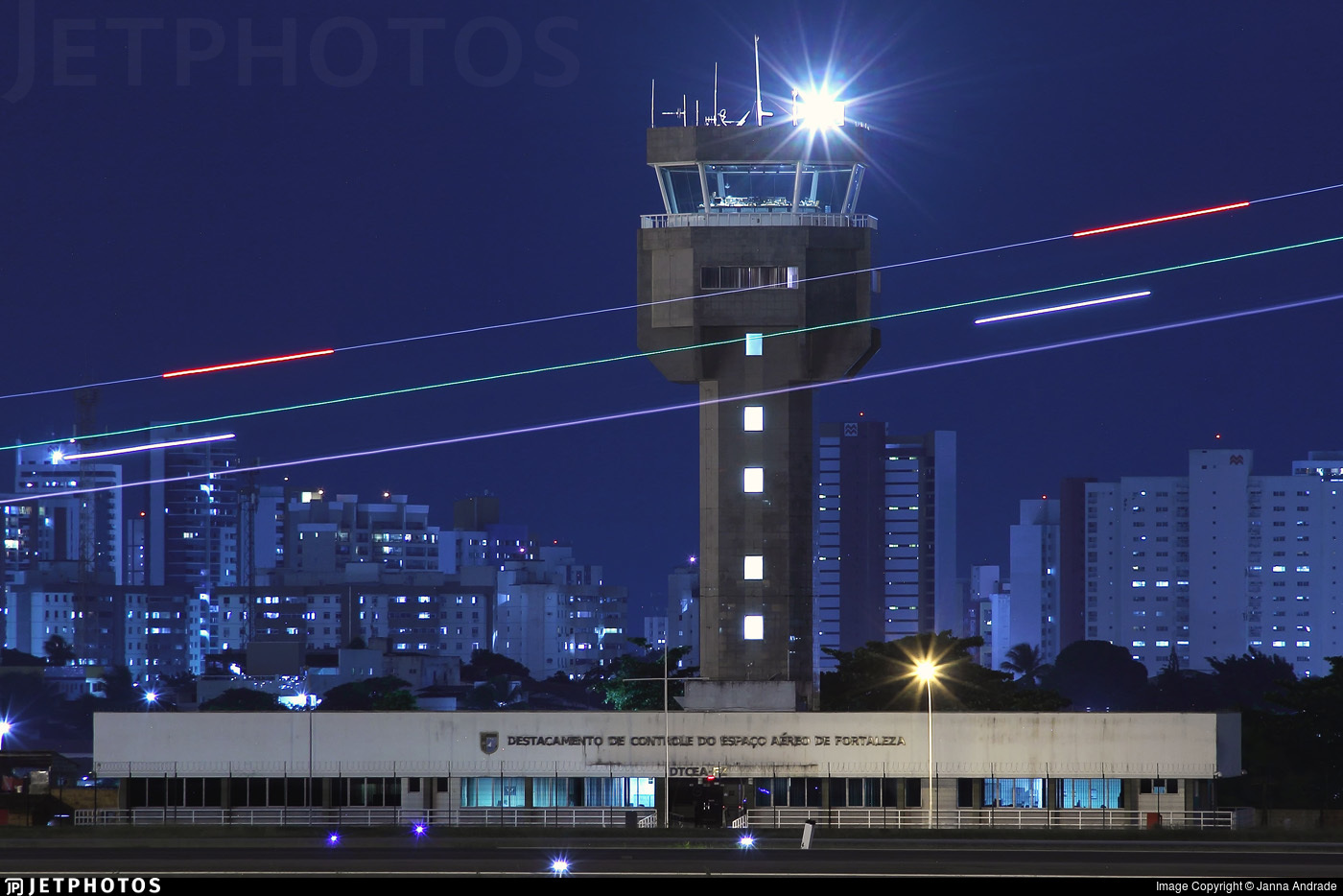 SBFZ - Airport - Control Tower