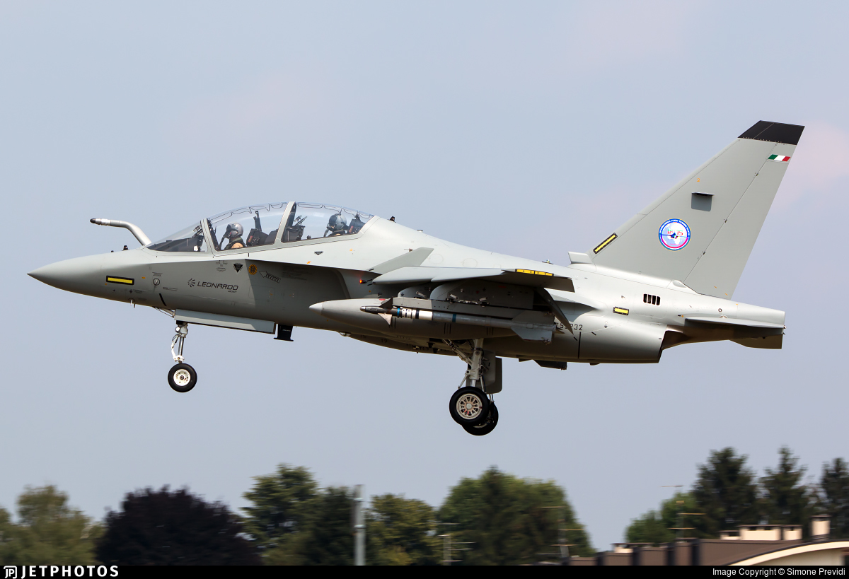 MT55232 - Alenia Aermacchi T-346A - Italy - Air Force