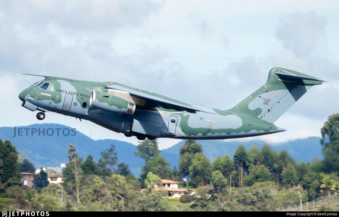 FAB2855 - Embraer KC-390 - Brazil - Air Force