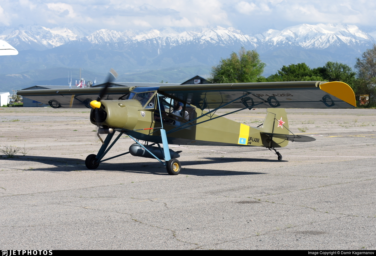 UP-LA268 - Slepcev Storch - Private